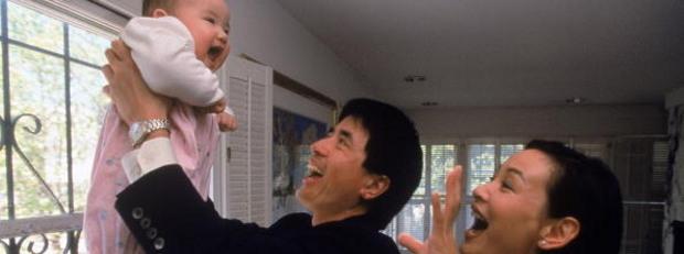 китай, китайци, азия, азиатци, китайци с бебе, бебе, дете