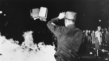 Публично изгаряне на книги в Германия