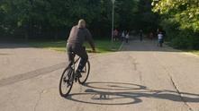 велосипедист от южния парк, велосипедист блъснал дете
