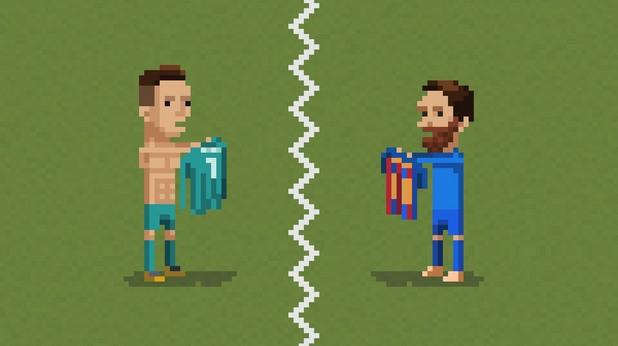 8-битов футбол, пиксели, футбол, 8 бита 1