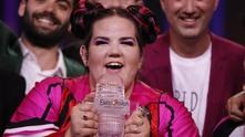 евровизия 2018,израел,нета