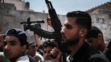 Погребално шестви за момче, убито в сблъсъци между палестинци и израелци