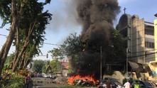 атентат в Индонезия