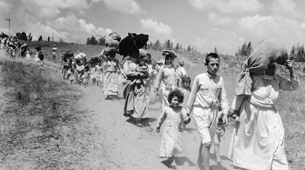 палестина - бежанци