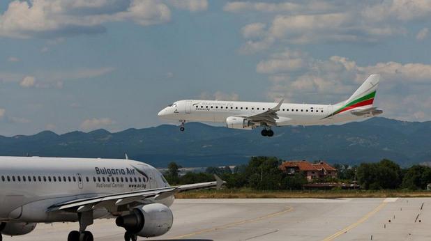 bulgaria air, българия еър, полети до франция