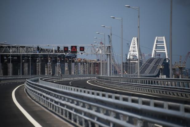 мост между русия и крим, кримски мост