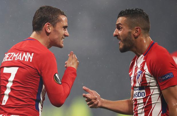 Марсилия - Атлетико Мадрид 0:3