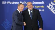 среща на върха, европредседателство, бойко борисов, доналд туск