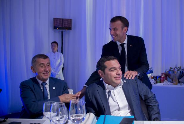 неформална вечеря, европредседателство