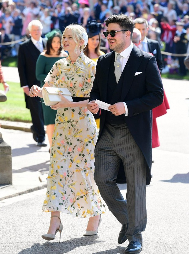 кери мълиган, кралска сватба
