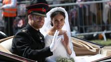 Кралската сватба на принц Хари и Меган Маркъл