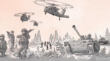 шведска брошура за защита, ако настъпи криза или война