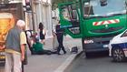 Арестувани боклукчии във Франция
