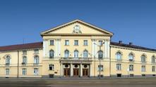 Сградата на БАН
