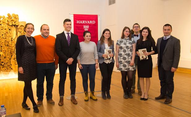harvard book award, харвард българия