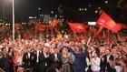 Протест на ВМРО-ДПМНЕ
