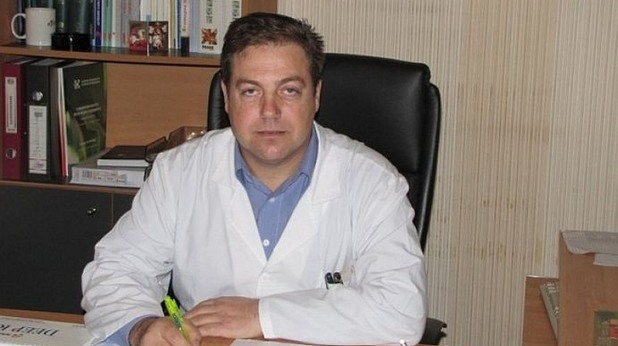 български лекарски съюз, иван маджаров