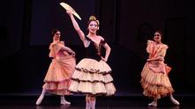 чейс джонси, мъж балерина, балет