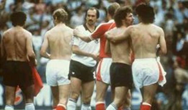 мачът на срама, световни първенства, история, германия, австрия, мондиал 1982, 1982 4