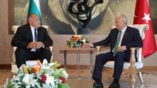Бойко Борисов на посещение в Турция