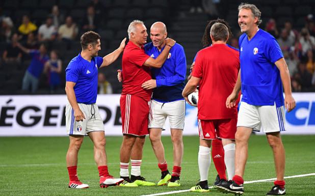 Франция 98 - ФИФА 98 3:2