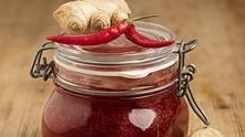 Мармалад от ягоди и люти чушки