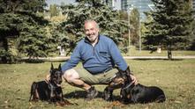 александър георгиев, dharma dog academy