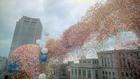 Балоненият фестивал в Кливланд