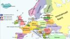 Държавите в Европа и техните най-известни личности