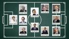 Отборът на европейските политици
