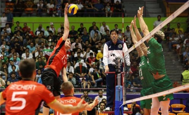 България - Германия 2:3