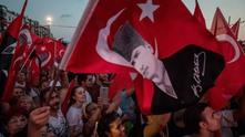 Опозиционен митинг в Турция
