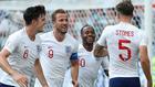 Англия - Панама 6:1