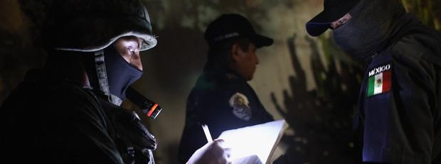 мексиканска полиция