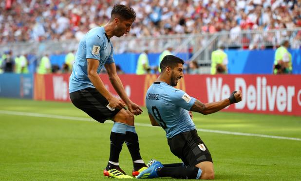 Русия - Уругвай