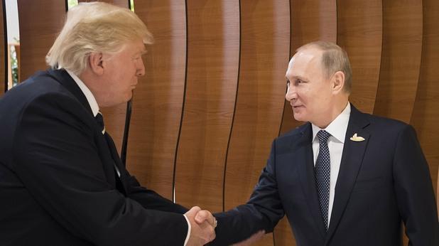 Когато Тръмп срещна Путин