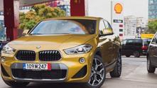 Shell BMW X2