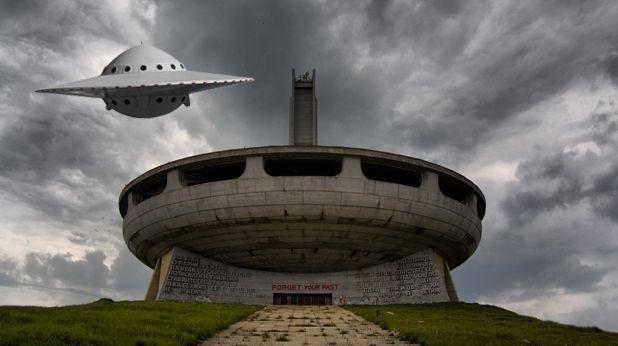 НЛО над Бузлуджа