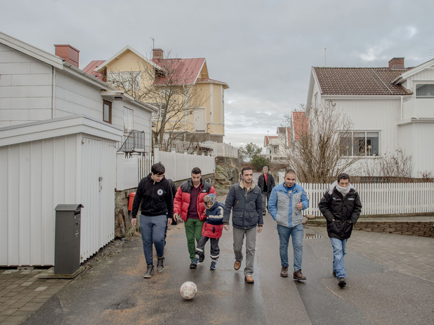 бежанци, бежанци в швеция, шведски бежанци, мюсюлмани, мигранти, имигранти