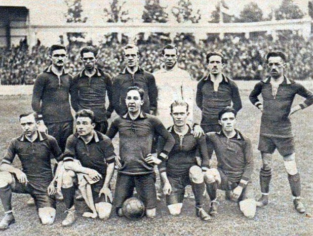 белгия 1920
