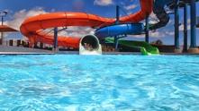 аквапарк, воден парк, ролба, водна пързалка