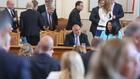 Бойко Борисов в парламента