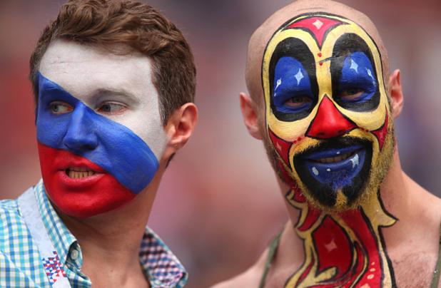 мондиал 2018,русия 2018,световно първенство,фенове, финал, хърватия, франция 7