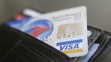 банкова карта, кредитна карта, дебитна карта, портфейл, visa