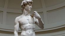 давид, давид на микеланджело, микеланджело