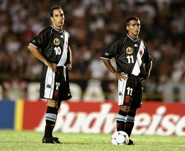 Едмундо и Ромарио