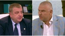 Красимир Каракачанов и Веселин Марешки