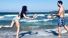 хрус-хрус, пелети хрус-хрус, плажни игри