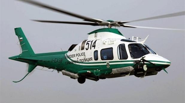 Хеликоптер на Гранична полиция