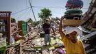 Земетресението в Индонезия